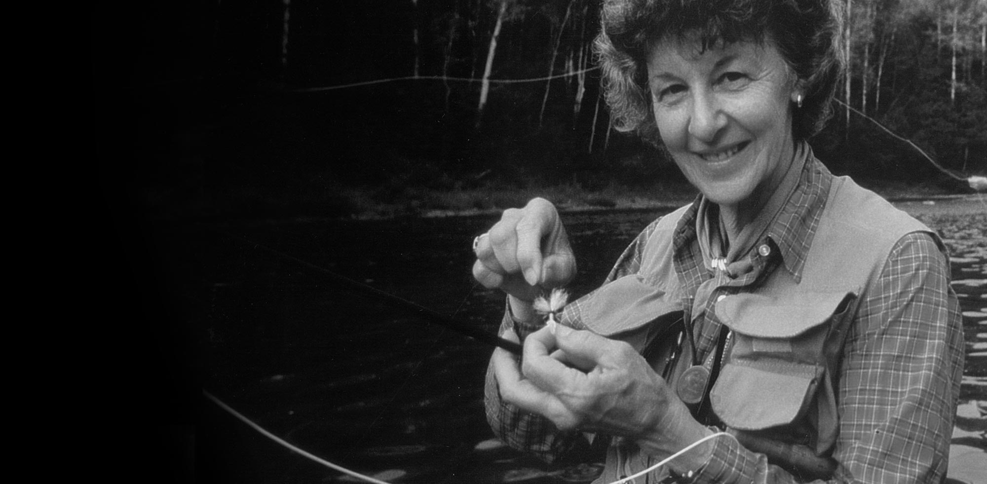 Joan Wulff Fly Fishing School